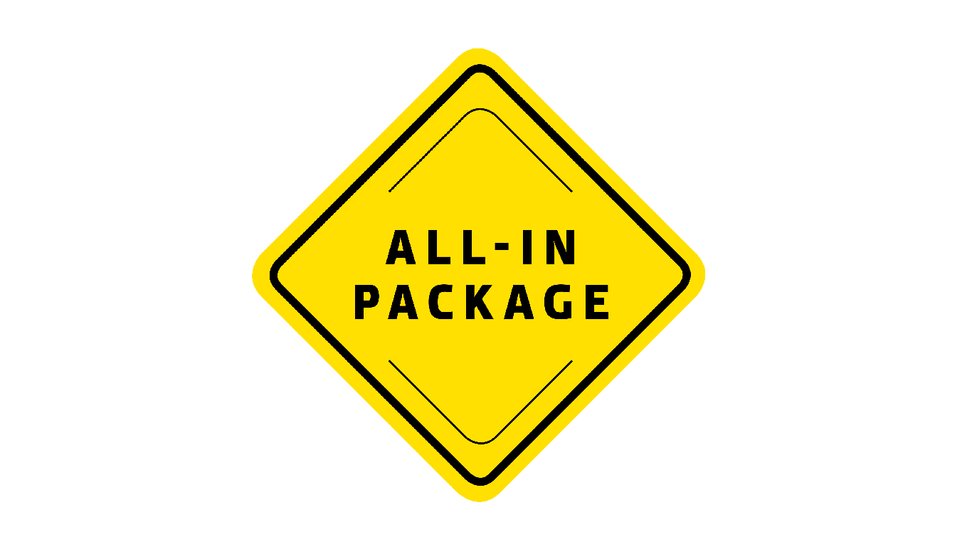 all in packages
