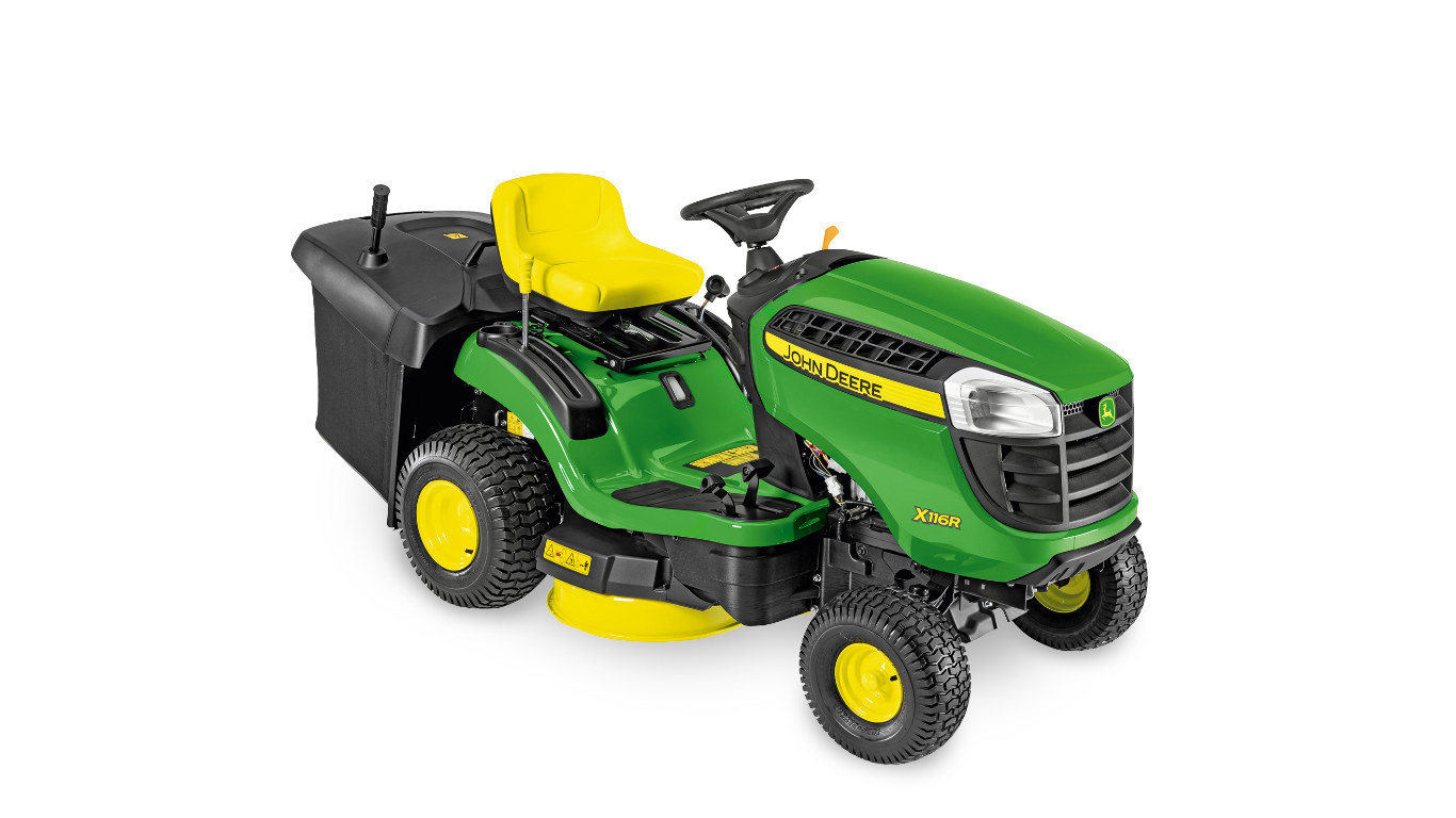 X116R Riding Lawn Equipment