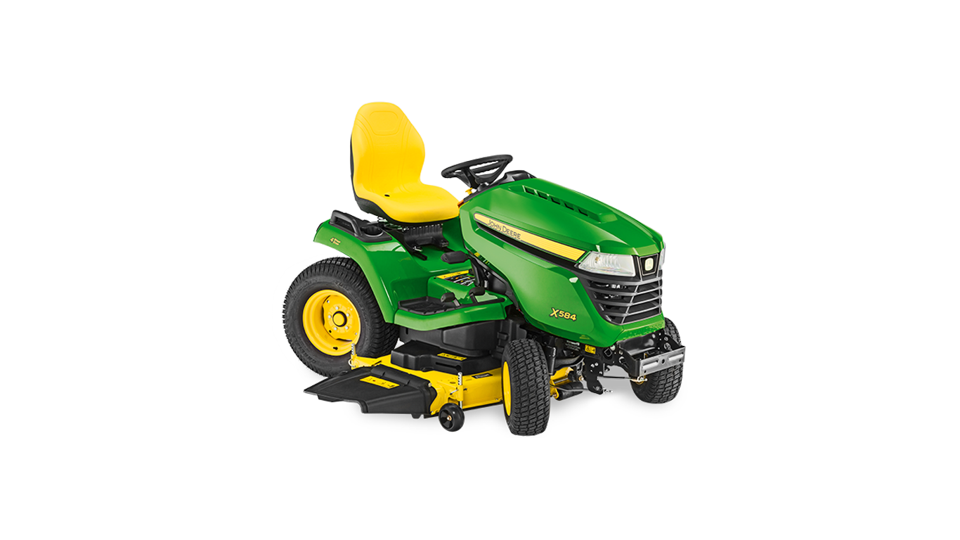 X584 Riding Lawn Equipment